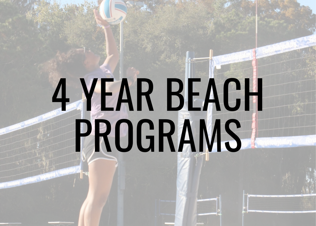 Florida Colleges Florida Region Of Usa Volleyball